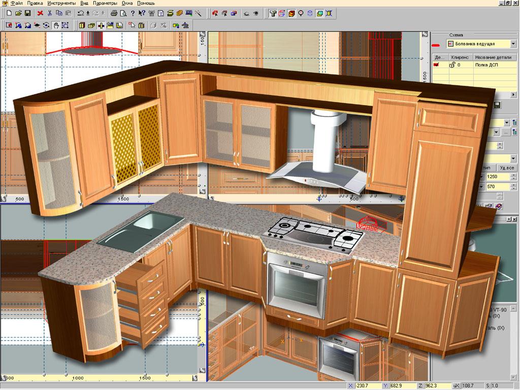 Создание 3д мебели программу